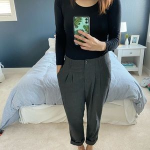 H&M Paperboy Trousers